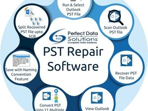 PST file recovery software perfectly repair damaged PST file and save PST file to working PST with previous PST file information.  Visit Here:- http://hi.locanto.com/ID_836851411/PST-recovery.html