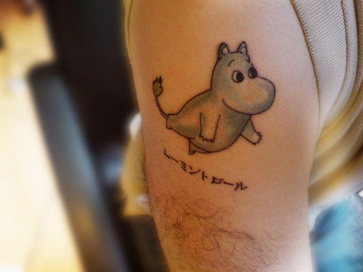 .Tattoo Ideas, Moomin Tattoo, 3Rd Moomin, Illustration Woman, Skin Art, Skin Deep, Permanent Art, Geek Tattoo, Brows Deviantart