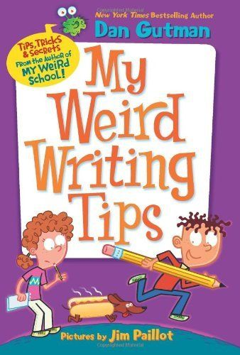 My Weird Writing Tips:Amazon:Books
