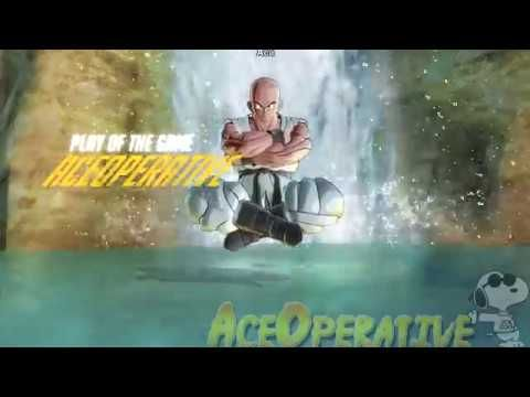 Dragonball Xenoverse 2 OVERWATCH - Play Of The Game Ace