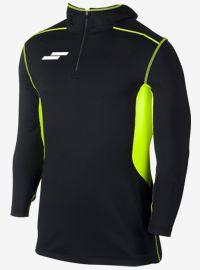 SilverSportWear Chamarra Futura color negro