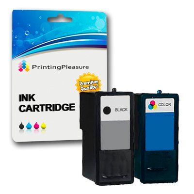 Remanufactured Dell Series 5 ONE SET (1 x Black & 1 x Colour) Ink Cartridges For Dell All In One 924, 922, 944, 964, 942, 946, 962, Photo 942 - 1 x Dell Series 5 black 1 x Dell Series 5 Colour  - http://ink-cartridges-ireland.com/remanufactured-dell-series-5-one-set-1-x-black-1-x-colour-ink-cartridges-for-dell-all-in-one-924-922-944-964-942-946-962-photo-942/ - (1, (One, 922, 924, 942, 944, 946, 962, 964, All, black, Cartridges, Colour, DELL, For, in, Ink, Photo, Remanufactur