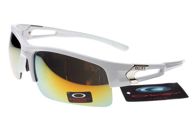 Oakley Radar Path Sunglasses White Frame Colorful Lens 0965 [ok-1990] - $12.50 : Cheap Sunglasses,Cheap Sunglasses On sale