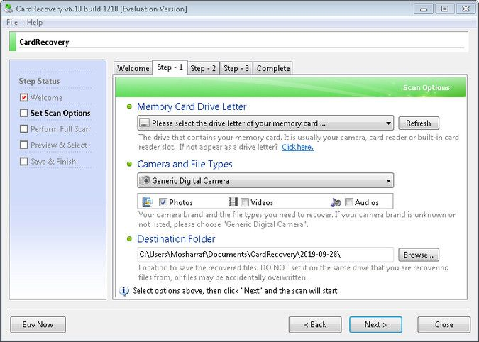 Cardrecovery 2020 Free Download Full Version For Windows Pc With