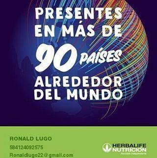 37 años en más de 90 países, cotizamos en la bolsa de valores de New York, con el mejor staff de científicos y los mejores productos. #miami #caracas #barranquilla #mendozaargentina #valencia #bogota #salud #fit #buenosaires #deportes #herbalife #guayaquil #nutricion #casupo #laesmeralda #sandiego #newyork #lima #santiago. #sandiego #sandiegoconnection #sdlocals #sandiegolocals - posted by Ronald Lugo https://www.instagram.com/ronaldlugo22. See more post on San Diego at…