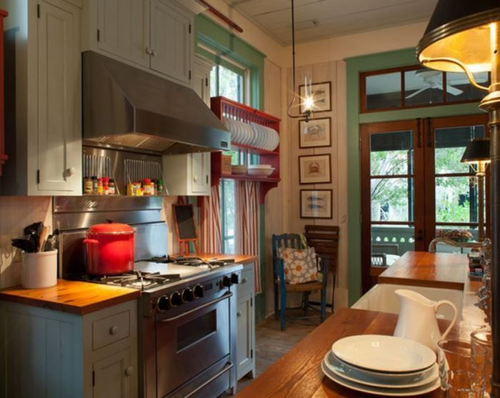 Beach Cottage Designed By Historical Concepts