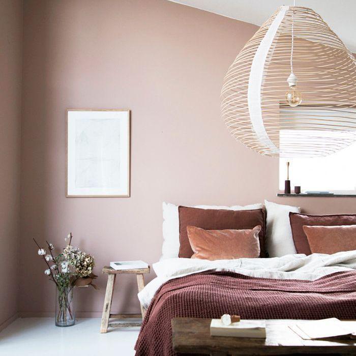 Epingle Sur Decoration Chambre Rose