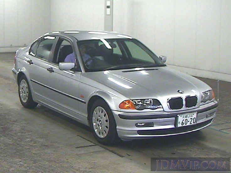 2001 OTHERS BMW 318I AL19 - http://jdmvip.com/jdmcars/2001_OTHERS_BMW_318I_AL19-2eSl75ndO0RRyH9-40318