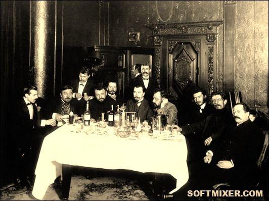 Исторические сюжеты: Как пили русские писатели: рассказы трактирщиков