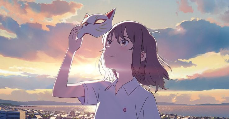 A whisker away review a netflix anime movie about cats