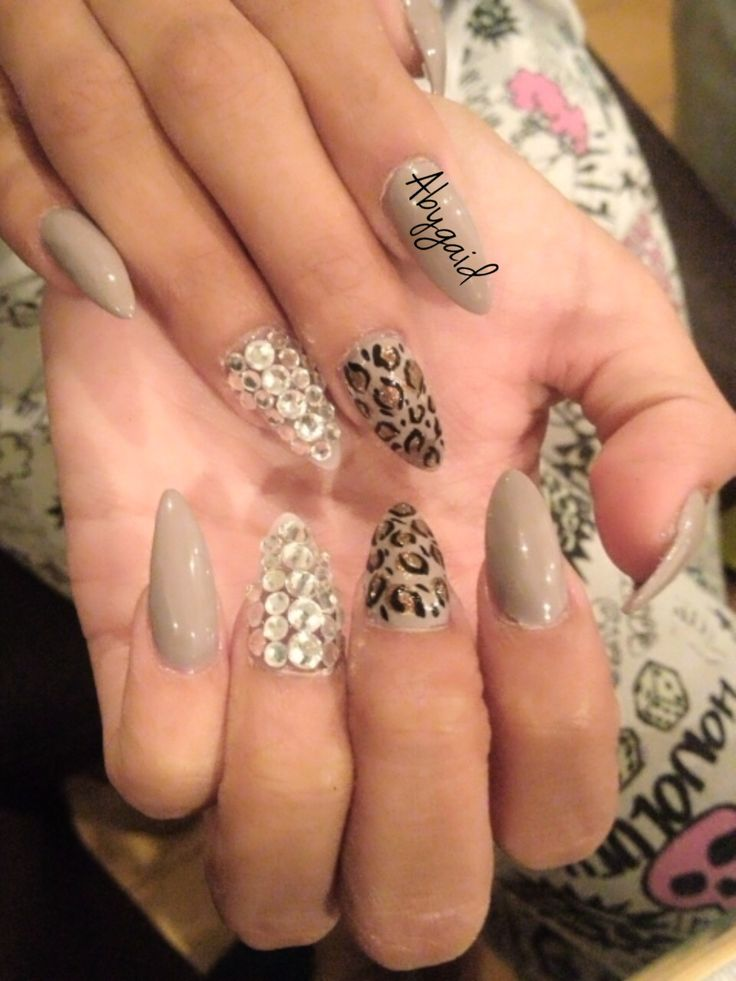 231 Best Aby Nails Images On Pinterest Fabric Flowers