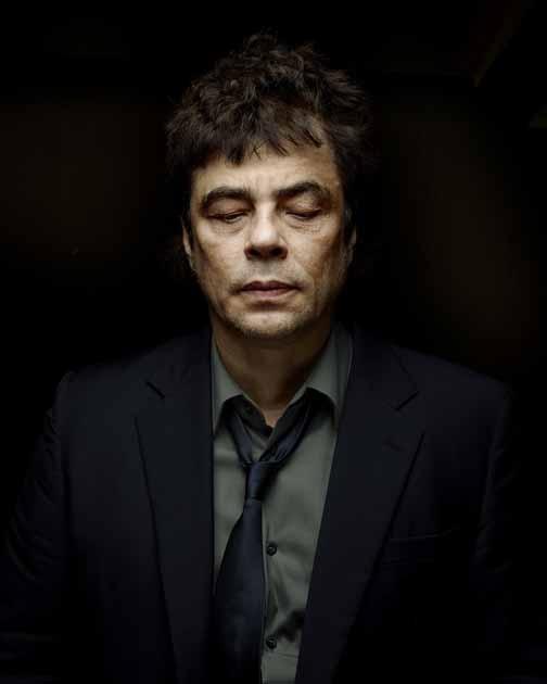 Benicio Del Toro Cannes 2013 @Denis Kosovan Rouvre