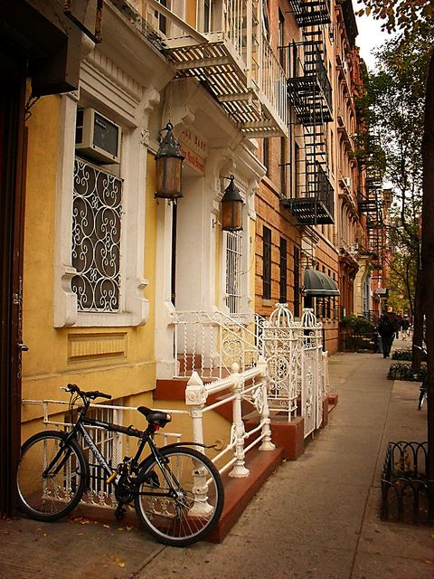 East Village, New York City 356 by Vivienne Gucwa, via Flickr