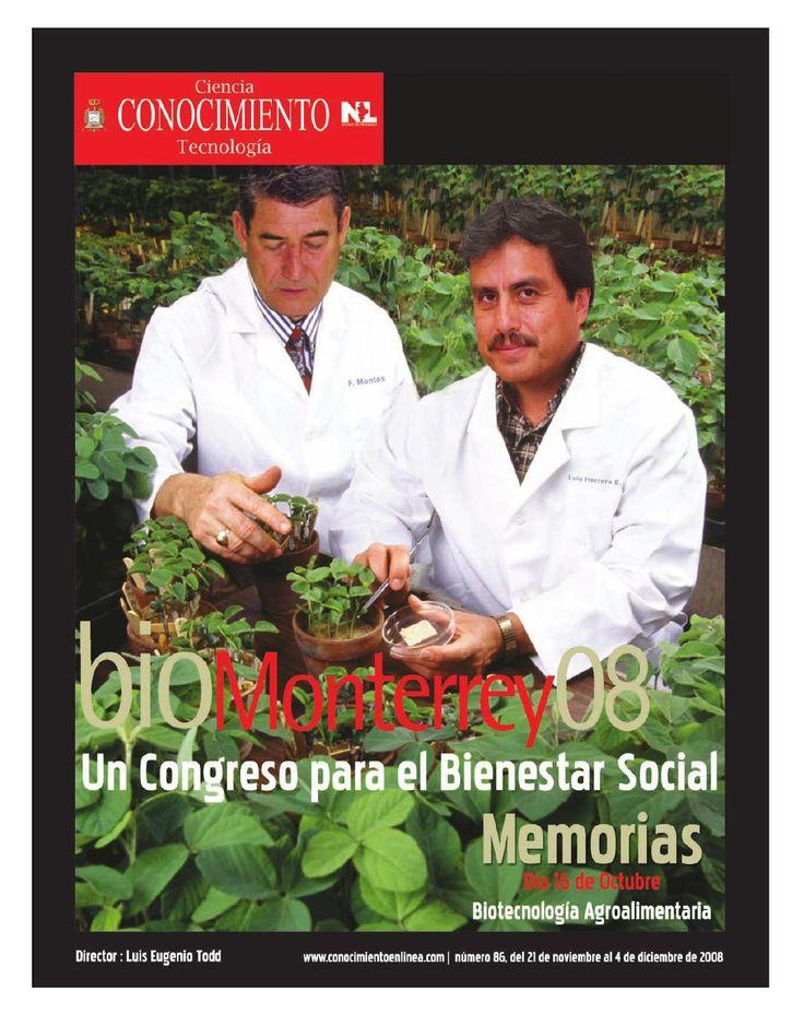 Revista Conocimiento 86  Revista Ciencia CONOCIMIENTO Tecnología número 86