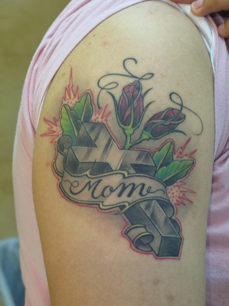 Mom Tattoos Designs Ideas and Meaning | Tattoos For You
