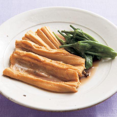 あなごの栄養や出回り時期・選び方   食材事典   プロの簡単料理レシピ ... 煮あなご