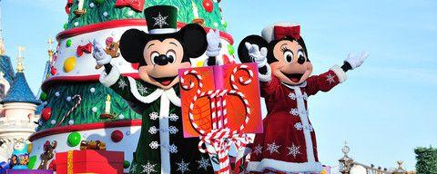 Christmas at Disneyland Paris | Disneyland Paris Events