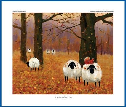 I`m Nuts About Ewe by Thomas Joseph