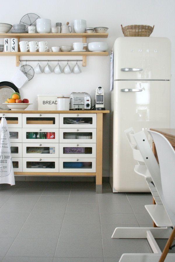 Mehr Küche