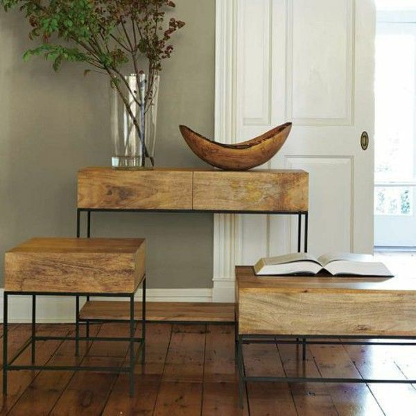 Natural Wood Furniture Solid Wood Solid Furniture Design Surfaces