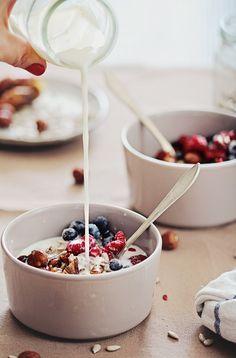 Detox Breakfast Recipe: Grain-Free, Gluten-Free Muesli