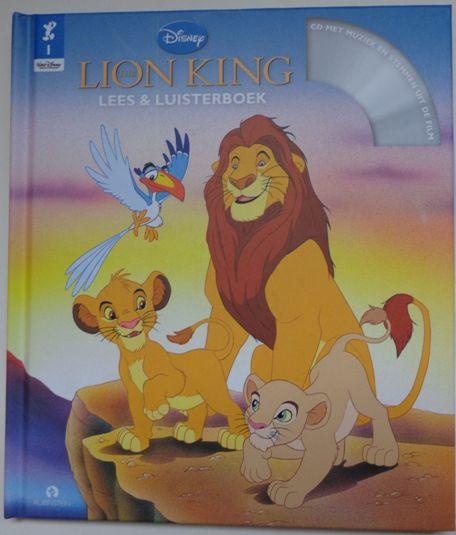 MDC: The Lion King Lees & luisterboek
