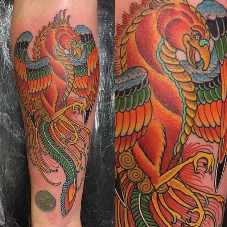 1000+ Ideas About Phoenix Tattoo Girl On Pinterest