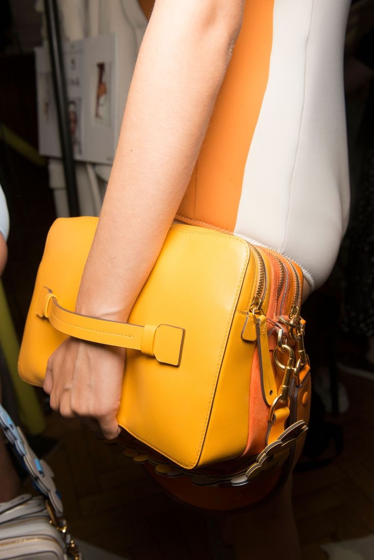 Anya Hindmarch Spring 2017 Backstage The Impression
