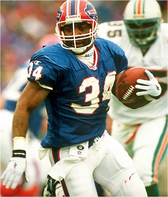 Thurman Thomas, Buffalo Bills