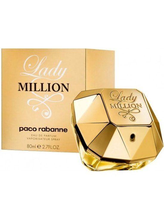 Paco Rabanne Lady Million for Women - 50 ml - Eau de parfum