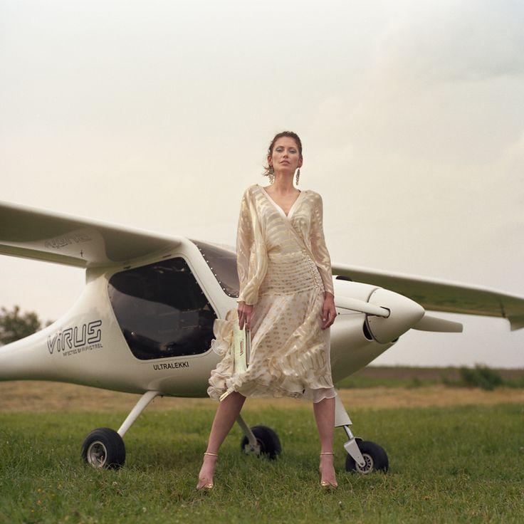 model/designer/muah: Dominika Jurkiewicz scan medium format