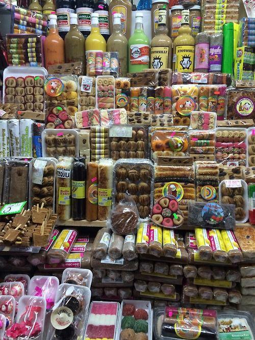 Mercado San Juan de dios, Guadalajara, Jalisco, Mexico