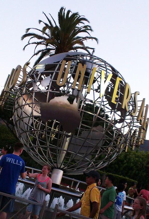 Universal Studios + LA