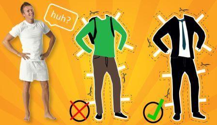 Bewerbungsgespräch: Der richtige Dresscode!  #Dresscode #Bewerbungsgespräch #Vorstellungsgespräch #Bewerbungstipps #Bewerbung #Tipps #Vorbereitung #study #ALPHAJUMP