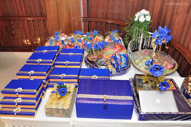 Wedding Gifts For Indian Bride: 17 Best Ideas About Trousseau Packing On Pinterest