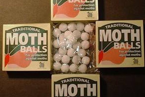Mothballs make getting rid of mice a fairly simple process.