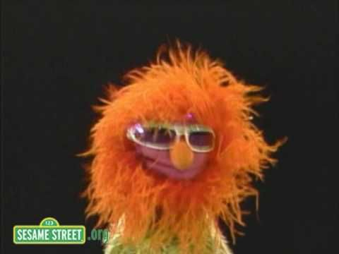 Sesame Street: Opposite Stuff (this video had my toddler son cracking up uncontrollably!!)