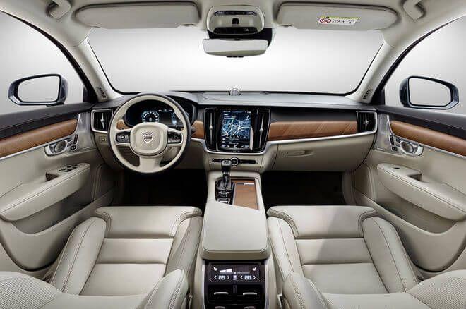 2020 Volvo Xc90 Hybrid Teknologi