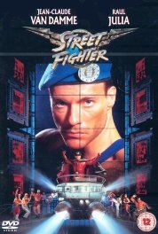 Street Fighter (1994). Watched this so much as a kid! Still love it in all of its glory!!