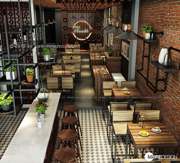 49 best CAFE DESIGN images on Pinterest   Cafe design, Cafes and ...