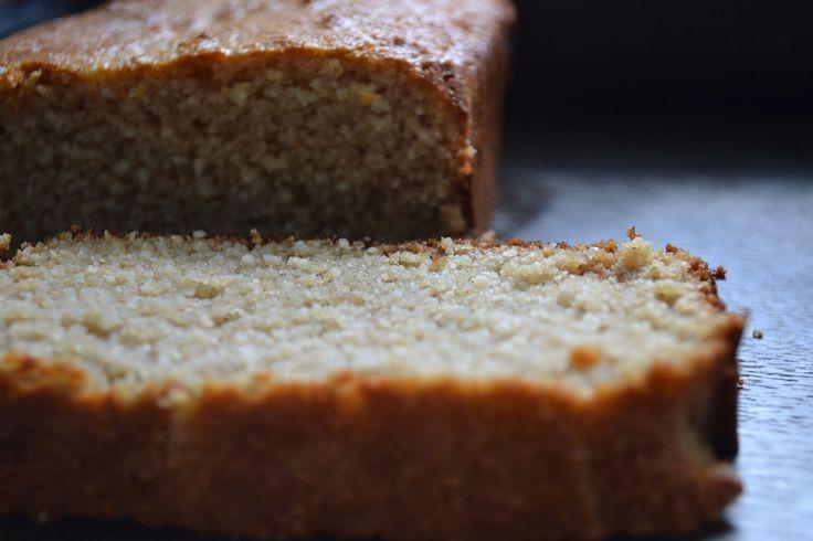 Chai Coconut Bread (paleo and nut, grain, sugar and dairy free)