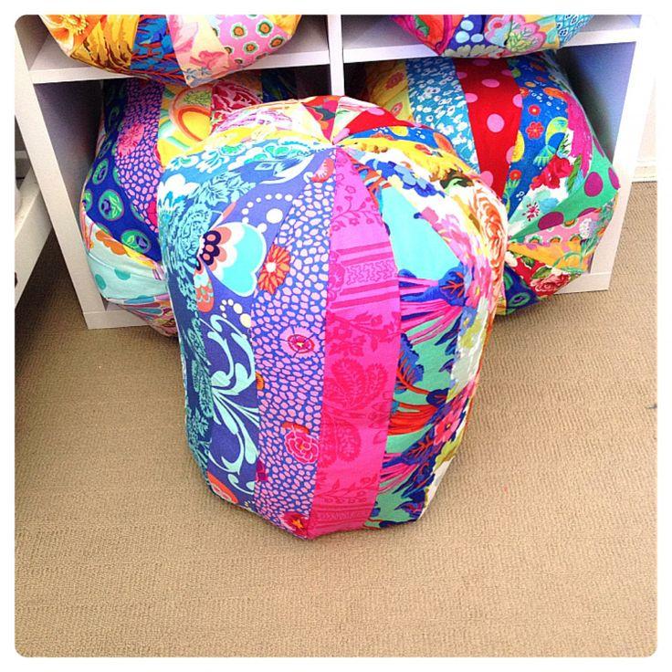 $50 Mini Cushee Seat by SomethingPrettyByAsha on Handmade Australia