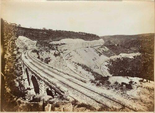 ZigZag Railway in 1888.A♥W