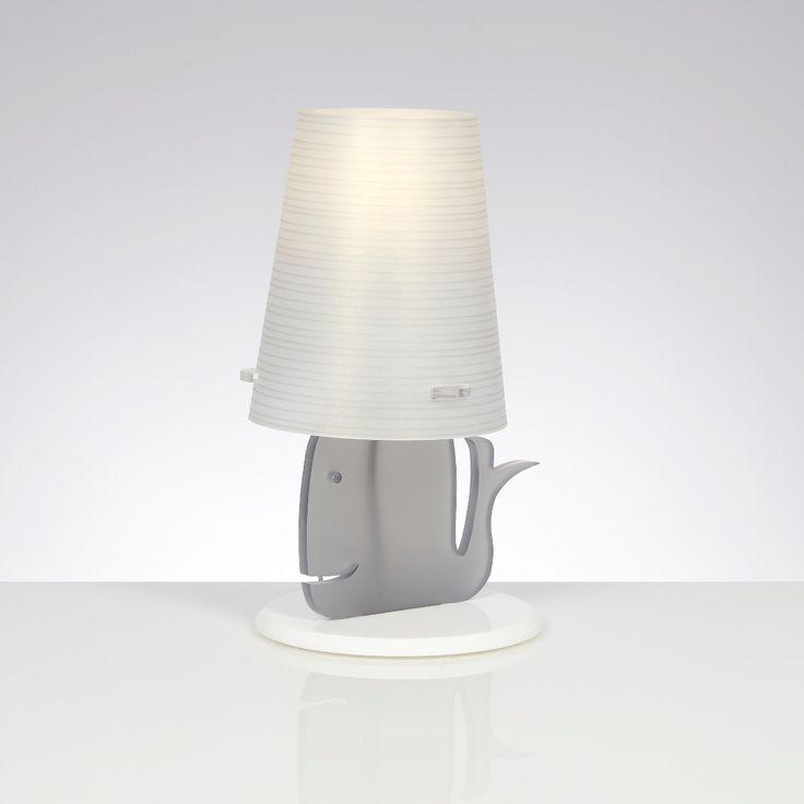 BalenaLamp lampada da tavolo