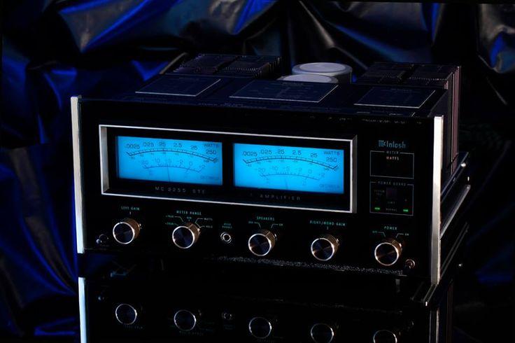 Mcintosh MC-2255 Power