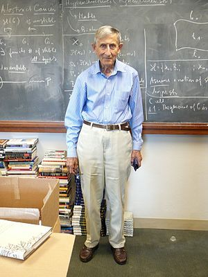 Freeman Dyson speaks out about climate science, and fudge