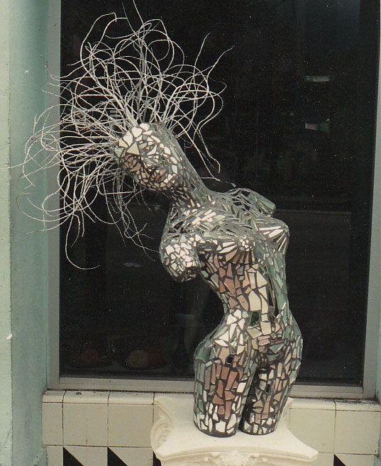 1000 ideas about broken mirror art on pinterest broken for Broken mirror art