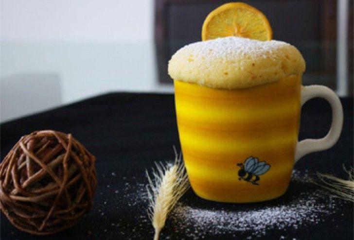 Essa combinação de laranja com coco fica uma delícia. Anote essa receita!