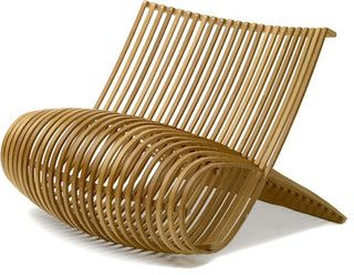 Marc Newson Ltd   Wood Chair 1988   Cappellini