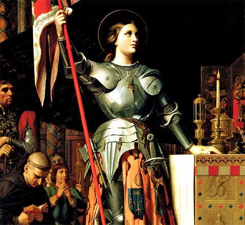 Biografia de Juana de Arco